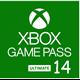 Xbox Live Gold - 14 дней (Xbox One) Новые/Продление