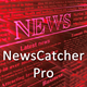 Новостной советник NewsCatcher Pro +1  % в месяц