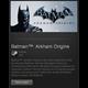 Batman: Arkham Origins - STEAM Gift - Region Free