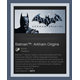 Batman: Arkham Origins (Steam Gift ROW / Region Free)