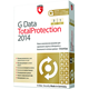 G Data TotalProtection 3 ПК 1 год + скидки