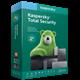 Kaspersky Total Security 3 ПК 1 год + скидки