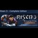 Risen 3 Complete Edition STEAM KEY СТИМ КЛЮЧ ЛИЦЕНЗИЯ