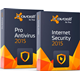 Avast Internet Security 2 17- лицензия 2 года/1ПК