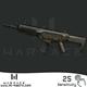 Макрос на Beretta ARX160 для игры WarFace | 25 (ЛКМ)