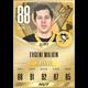 Gold. Карточка игрока NHL18 HUT. Evgeni Malkin 88.