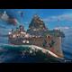 World of Warships Прем Корабли -1 % от цены