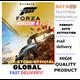 FORZA HORIZON 4+Все DLC+Steam друзья ОНЛАЙН+Аккаунт??