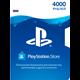 PSN 4    рублей PlayStation Network (RUS) КАРТА ОПЛАТЫ
