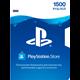 PSN 15   рублей PlayStation Network (RUS) КАРТА ОПЛАТЫ