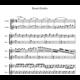 BOND ´DIABLO´ (ноты скрипичный дуэт)