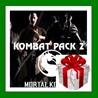 Mortal Kombat X Kombat Pack 2 DLC - Steam Region Free