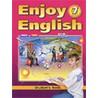 1 РЕШЕБНИК к учебнику Enjoy English 7 Биболетова