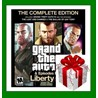 Grand Theft Auto 4 IV Complete - Rockstar Launcher ROW