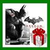Batman Arkham City GOTY - Steam Gift Region Free