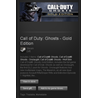 Call of Duty Ghosts Gold Edition - STEAM Gift / ROW