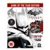Batman: Arkham City GOTY (STEAM ) REGION FREE
