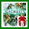 Sacred 3 + 3 DLC - ключ для Steam + ПОДАРОК