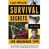 Книга  128 бесценных советов по выживанию