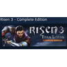 Risen 3 Complete Edition STEAM KEY СТИМ КЛЮЧ ЛИЦЕНЗИЯ