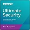 ESET NOD32  Антивирус на 1 ПК на 1 год