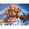 Heroes of the Storm Соня Sonya Global battle net