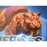 Heroes of the Storm Golden  tiger Золотой Тигр