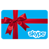 $50 Skype Voucher Original (активация на www.skype.com)