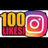 100 лайков на фото Instagram Лайки Инстаграм бесплатно