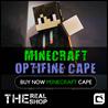 MINECRAFT CAPE RANDOM | OPTIFINE | CASHBACK ?
