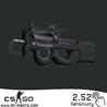 Макросы для CS:GO на P90 | П90 2.52 BLOODY / X7