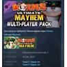 Worms Ultimate Mayhem - Multiplayer Pack DLC STEAM KEY