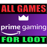 TWITCH PRIME /LOOT /ВСЕ ИГРЫ /WoT /Warframe /Apex /LoL