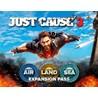 Just Cause 3 DLC Air Land  Sea Exp. Pass (Steam) -- RU