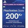 Playstation Network Card (PSN) 200 SEK (Sweden)