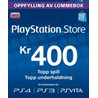 Playstation Network Card (PSN) 400 NOK (Norway)