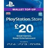 PlayStation Network Card (PSN) £20 (UK)