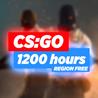 ?? CS:GO 1200+ часов под Faceit (БЕЗ ПРАЙМА) ?? Почта