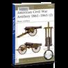 Книга: Артиллерия Гражданской Войны в США