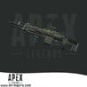 Макрос на Спитфайр M600 для игры Apex Legends
