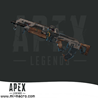 Макрос на Флэтлайн VK-47 для игры Apex Legends