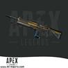 Макрос на Преданность LMG для игры Apex Legends