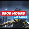 4900 ЧАСОВ CS:GO ?? Добавлено +40 Игр! ??