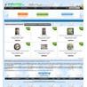 Полноценный сайт аукциона с богатой админкой