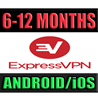 ExpressVPN l 6-12 МЕСЯЦЕВ ? ANDROID/iOS (Express VPN)??
