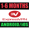 ExpressVPN | 2-6 МЕСЯЦЕВ ? ANDROID/iOS (Express VPN) ??