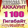 АККАУНТ KINOZAL.TV ( КИНОЗАЛ.ТВ ) 1,1 Тб
