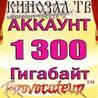 АККАУНТ KINOZAL.TV ( КИНОЗАЛ.ТВ ) 1,3 Тб