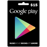 Google Play Gift $15 + Скидки