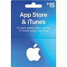 iTunes Gift Card $15 USA ?? ??